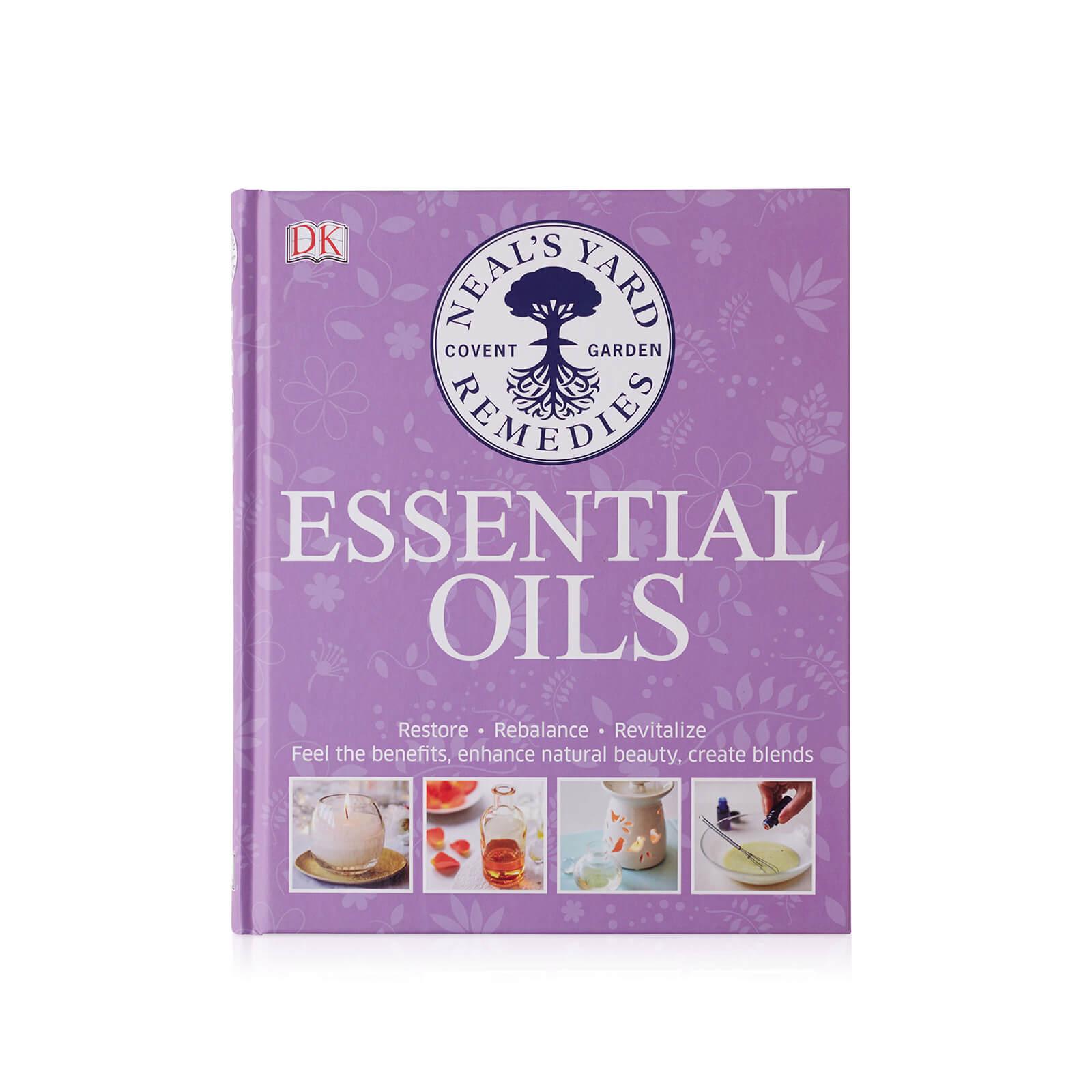 Neal's Yard Remedies Essential Oils Book