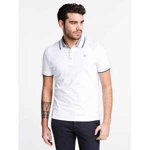 Guess Classic Polo  - White
