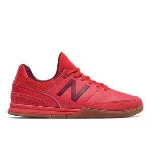 New Balance UK New Balance Audazo v4 Pro IN Shoes - Team Red/Garnet (Size UK 6)