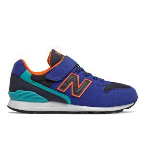 New Balance UK New Balance 996 - Blue/Orange (Size UK 1.5)
