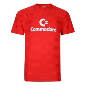 Score Draw Bayern Commodore 1985 trikot Retro Football shirt