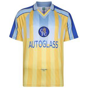 Score Draw Chelsea 1998 Away Retro Football Shirt  - Size: Small