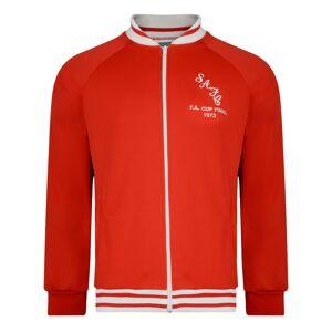 Score Draw Sunderland 1973 FA Cup Final Retro Track Jacket