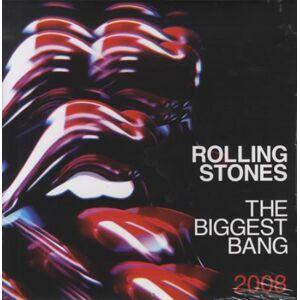Rolling Stones Official Calendar 2008 2008 UK calendar C10414