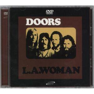 The Doors L.A. Woman 2000 USA DVD-Audio disc 62612-9