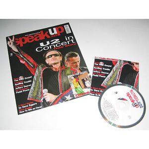 U2 Speak Up 2006 Brazilian magazine MAGAZINE