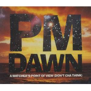 P. M. Dawn A Watcher's Point Of View 1991 UK CD single GESCD32
