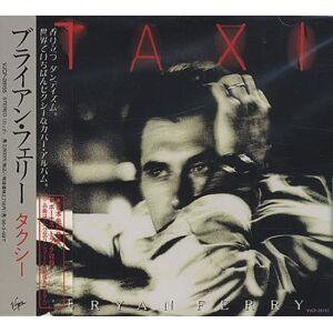 Bryan Ferry Taxi 1993 Japanese CD album VJCP-28155