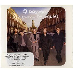 Boyzone By Request 1999 Singapore 2-CD album set 543467-2