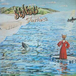 Genesis Foxtrot - 1st + Inner - EX 1972 UK vinyl LP CAS1058