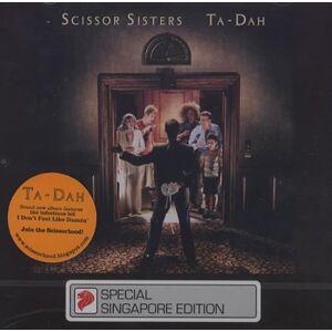 Scissor Sisters Ta-Dah 2006 Singapore CD album 1705091