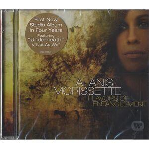 Alanis Morissette Flavors Of Entanglement 2008 Singapore CD album 9362499354
