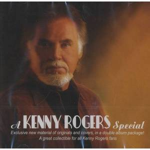 Kenny Rogers & The First Edition A Kenny Rogers Special 2009 Singapore 2-CD album set EA71937