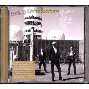 Scooter Under The Radar Over The Top 2009 Singapore 2-CD album set EA71997