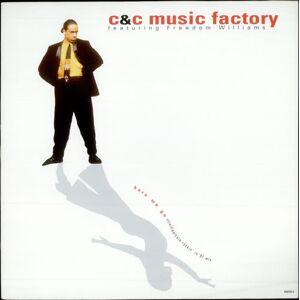 "C&C Music Factory Here We Go 1991 UK 12"" vinyl 6567556"