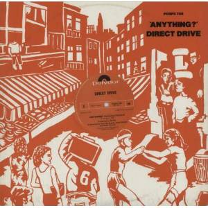 """Direct Drive Anything? - Extended Version 1984 UK 12"""" vinyl POSPX728"""