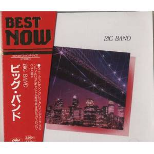 Various-40s/Big Band & Swing Big Band Best Now 1990 Japanese CD album TOCP-9097