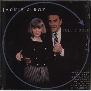 Jackie And Roy Full Circle 1988 USA vinyl LP C-14046