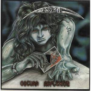 "Aspid Oscura Reflexion 1989 Spanish 12"" vinyl C-061"