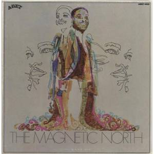 Freddie North The Magnetic North 1970 USA vinyl LP 403