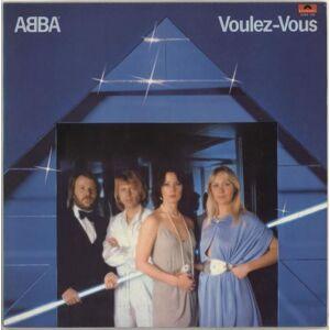 Abba Voulez-Vous 1979 Hong Kong vinyl LP 2344136