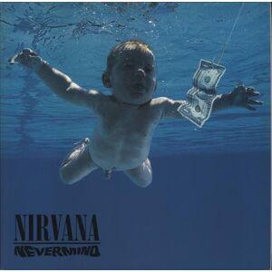 Nirvana (US) Nevermind - 180gm 2015 UK vinyl LP 424425-1