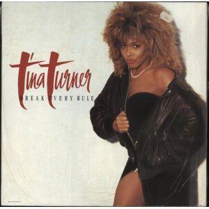 Tina Turner Break Every Rule + Shrink 1986 German vinyl LP 1C062-2406111