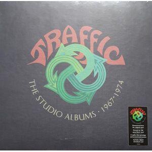 Traffic The Studio Albums 1697-1974 - 180gram - Sealed 2019 UK vinyl box set 5764924
