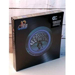 Barry White The 20th Century Records Albums (1973-1979) 2018 UK vinyl box set 00602567410683