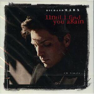 Richard Marx Until I Find You Again 1997 USA CD single C25D-58633