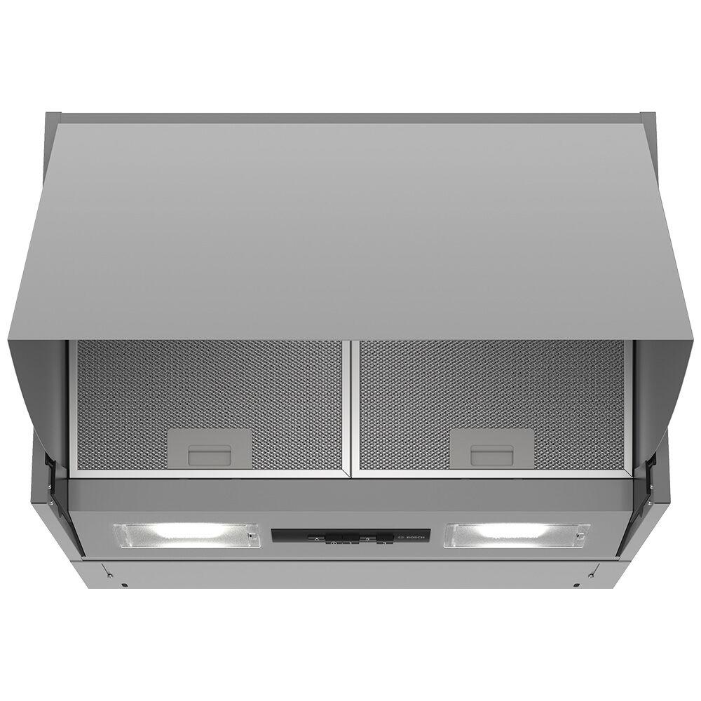 Bosch DEM63AC00B Integrated 60cm Cooker Hood - SILVER
