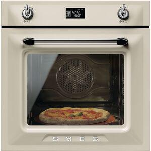 Smeg SF6922PPZE1 Victoria Multifunction Single Oven - CREAM