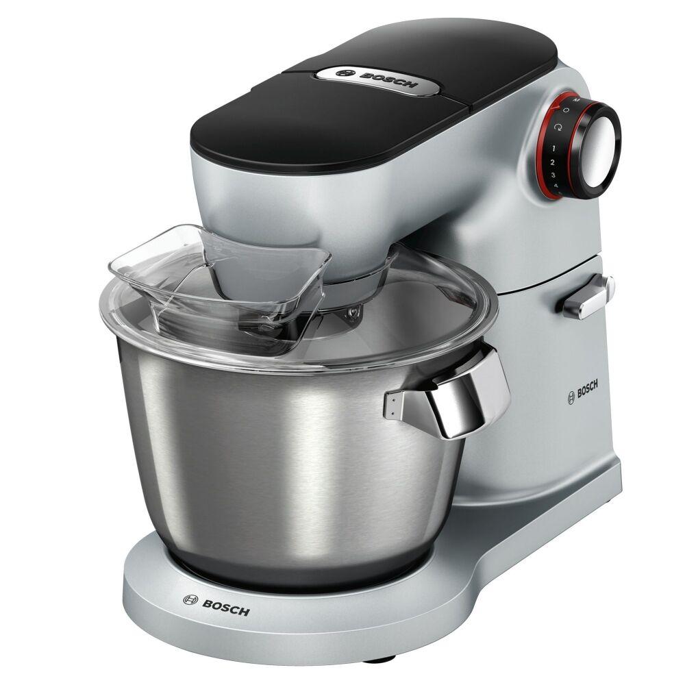 Bosch MUM9G32S00 1.5 Kg 1200 Watt Optimum Kitchen Machine - PLATINUM SILVER