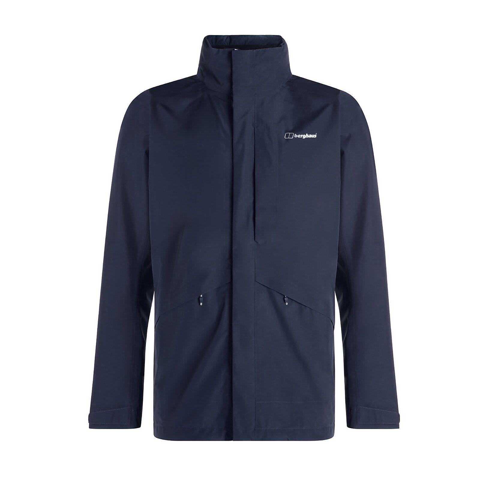 Berghaus Men's Highland Ridge Interactive Jacket - Blue - 3XL  - Blue - Size: 3X-Large