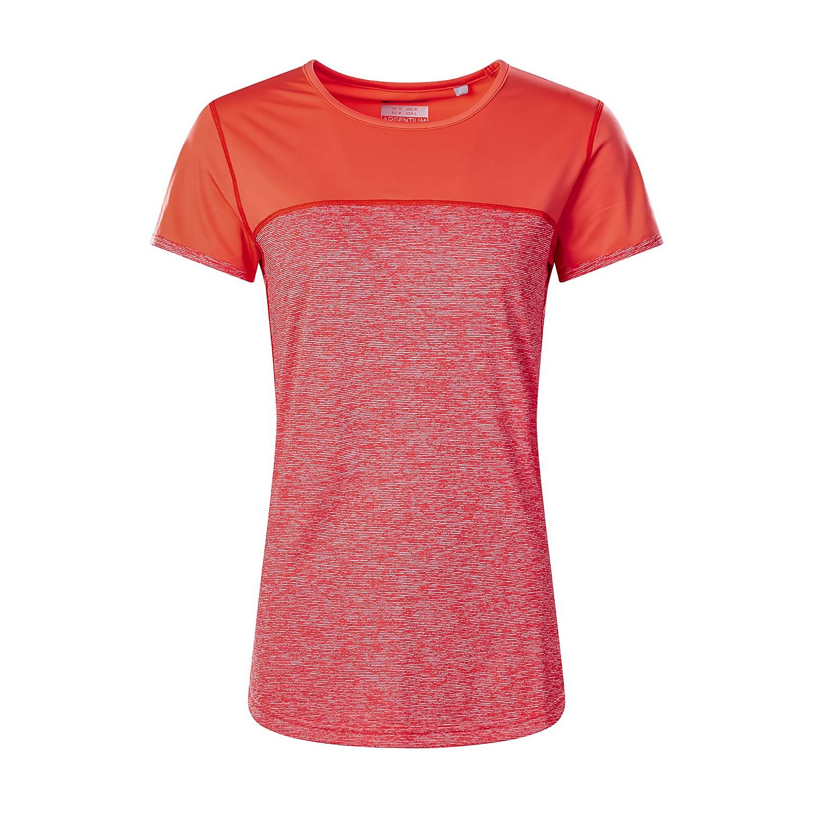 Berghaus Women's Voyager Tech Tee SS Crew - Red - 16  - Red - Size: 16