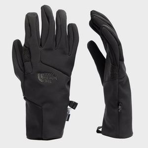 The North Face Men's Apex Etip Glove, BLK/BLK  - BLK/BLK - Size: Small