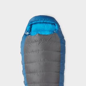 OEX Somnus EV 600 Sleeping Bag, Blue/PTL  - Blue/PTL - Size: One Size