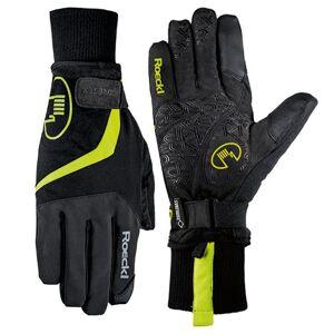 Roeckl GORE BIKE WEAR Universal WS Winter Gloves, black Winter Cycling Gloves, for men,