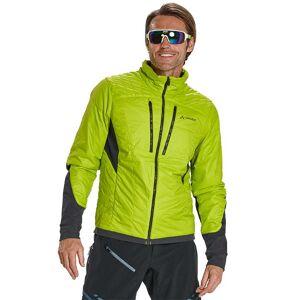 VAUDE Minaki MTB Winter Jacket, green Thermal Jacket, for men, size S, Winter ja