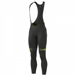 ALÉ Green Road Bib Tights Bib Tights, for men, size S, Cycle trousers, Cycle clo