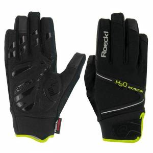 ROECKL Rhone Winter Cycling Gloves Winter Cycling Gloves, for men, size 8,5, MTB