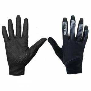 CRAFT Route Full Finger Cycling Gloves Cycling Gloves, for men, size 2XL, Cyclin
