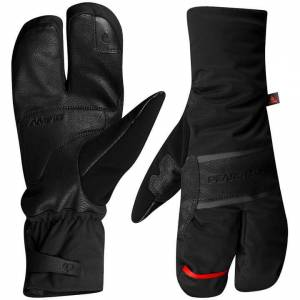 PEARL IZUMI AmFIB Gel Lobster Winter Gloves Winter Cycling Gloves, for men, size
