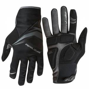 PEARL IZUMI Cyclone Gel Winter Gloves Winter Cycling Gloves, for men, size S, Cy