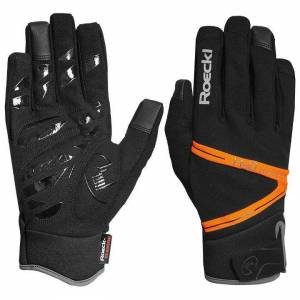 ROECKL Rhone Winter Cycling Gloves Winter Cycling Gloves, for men, size 10,5, Bi