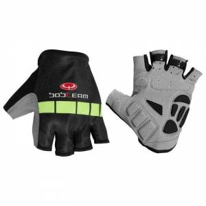 Bobteam Cycling gloves, BOBTEAM Colors Cycling Gloves, for men, size S, Cycling clothing