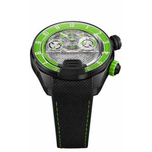 HYT Watches H4 Neo 2 Green Limited Edition