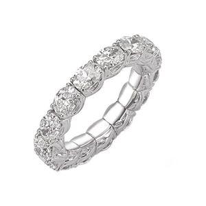 Picchiotti Xpandable 18ct White Gold 3.45ct Diamond Eternity Ring