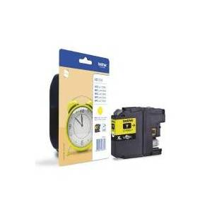 Brother LC125XLY Yellow High Capacity Ink Cartridge (Original)