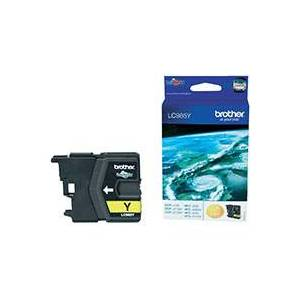Brother LC985Y Yellow Ink Cartridge (Original)